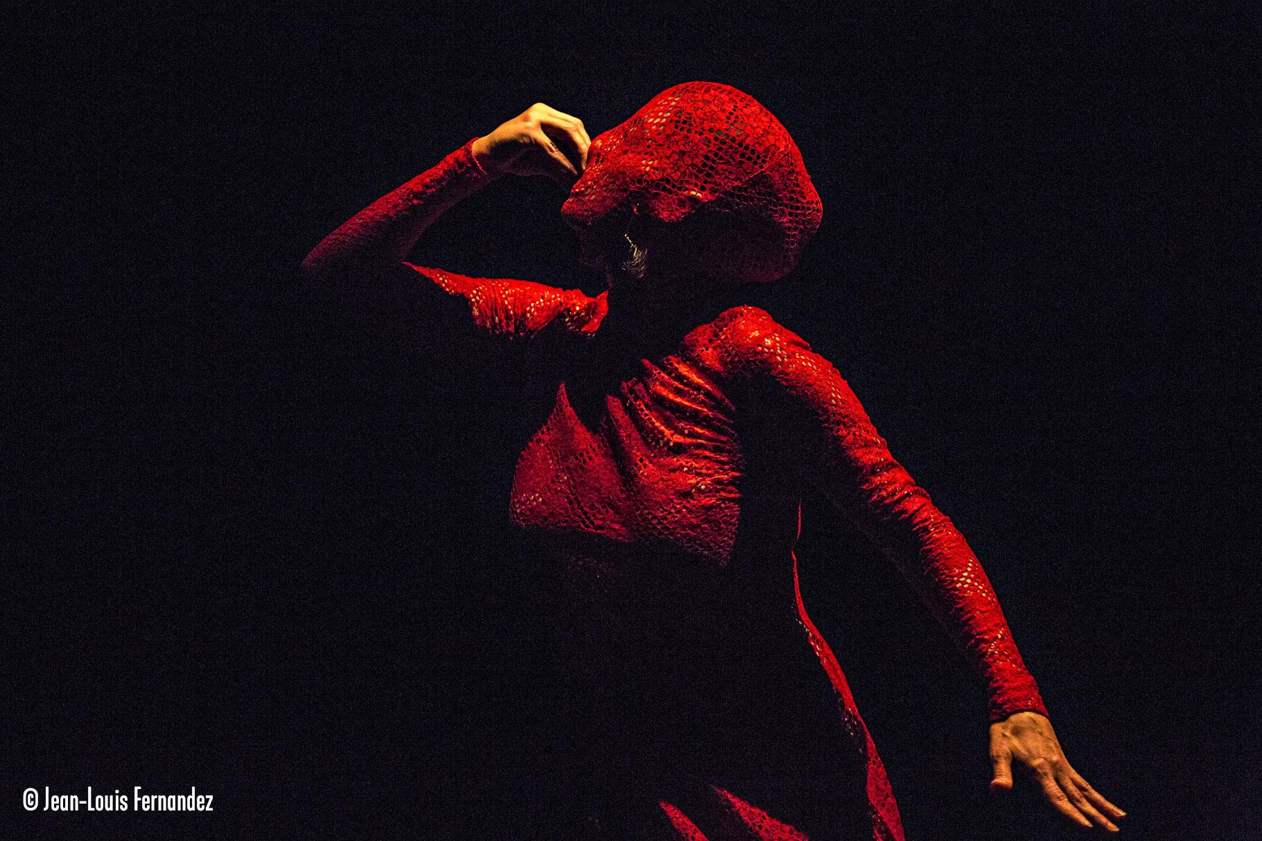 Devaste Moi, Emmanuelle Laborit, Copyright Jean-Louis Fernandez